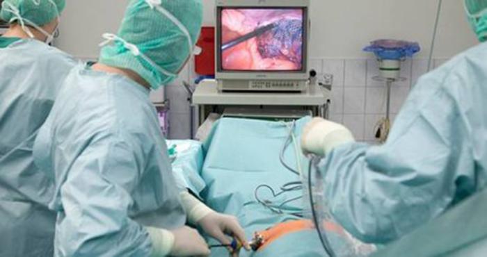 Хирургическое вмешатетельство при бесплодии