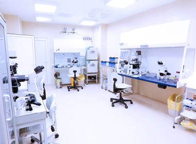 Лаборатория для проведения различных манипуляций