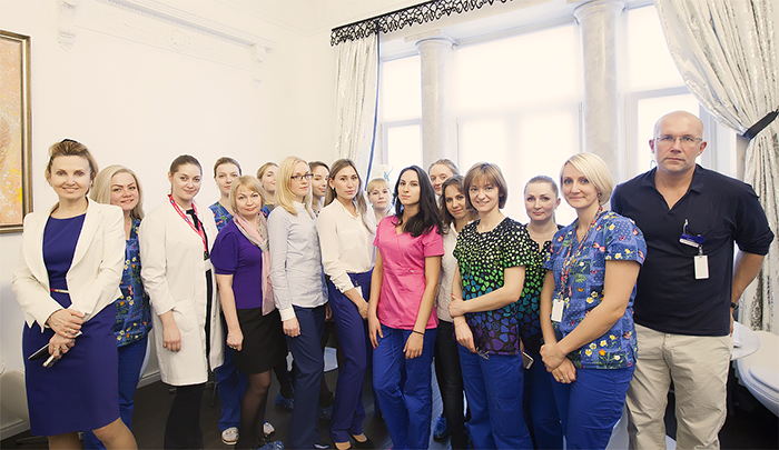 Персонал клиники
