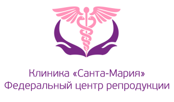 Логотип клиники Санта-Мария