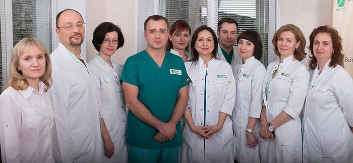 Специалисты в клинике ВитроКлиник