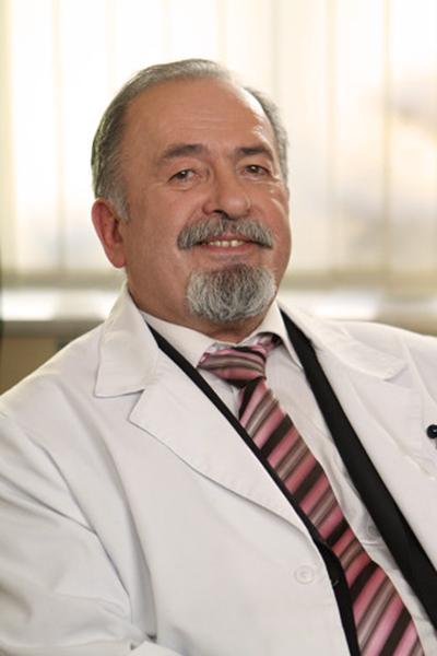 Професор клиники Дахно Ф.В.