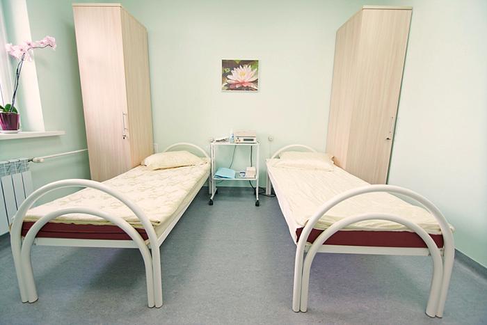 Общая палата в клиники