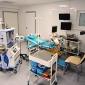 Операциооный блок в клинике