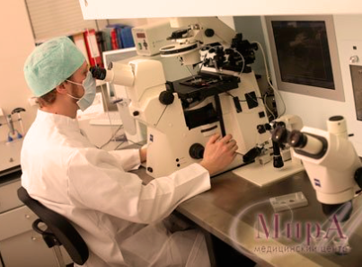 Отделение эмбриологии