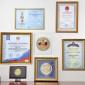 Награды медицинского центра