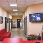 Комфортный зал ожидания в клинике