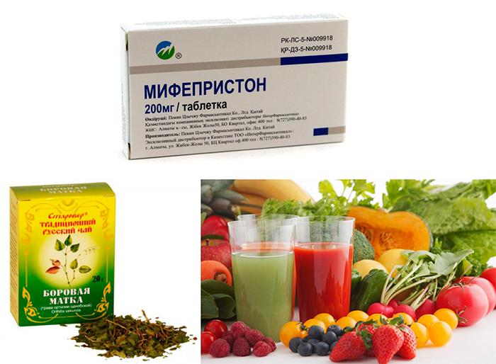 Народные средства плюс питание и медикаментозное лечение
