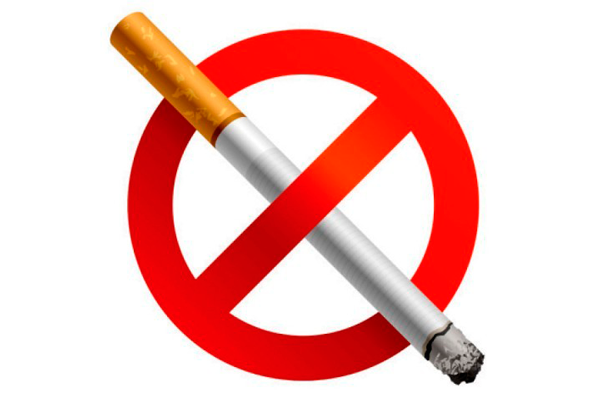 Запрет курения для устранения агрегации сперматозоидов