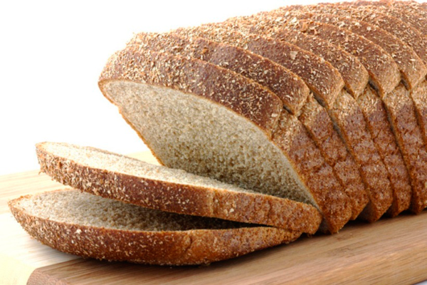 Хлеб из цельнозерновой муки для питания во время ЭКО беременности