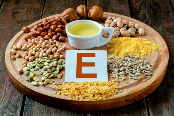 Витамин Е, необходимый беременным женщинам