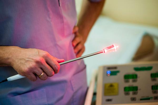 Лазеротерапия для лечения лейкоплакии шейки матки