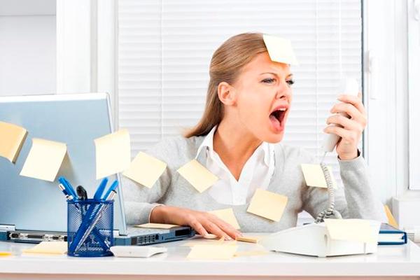 Стресс вреден для женского здоровья