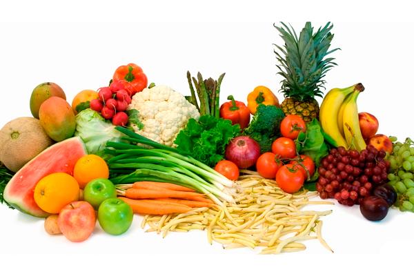 Употребление овощей и фруктов в период ЭКО беременности