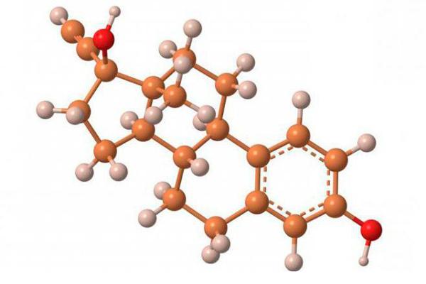 Химическая структурная формула макропролактина