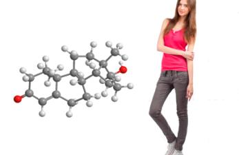 Андрогены у женщин: назначение гормонов и их нормальный уровень