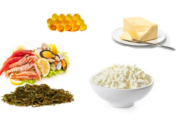 Правильное питание для повышения витамина Д