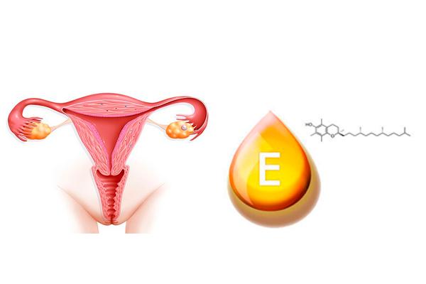 Полезное воздействие витамина Е на репродуктивное здоровье женщины