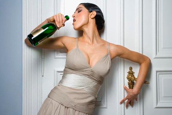 Повышения ФСГ из-за алкогольной зависимости у женщины