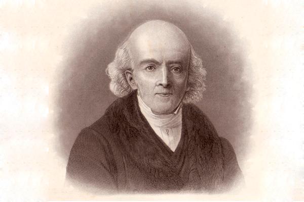 Врач Христиан Фридрих Самуэль Ганеман