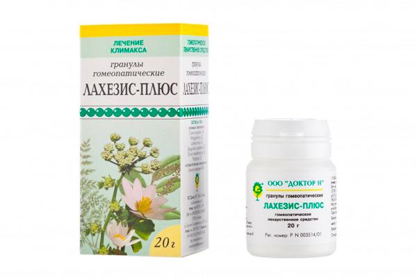 Гомеопатическое лекарство Лахезис для устранения женских проблем с бесплодием