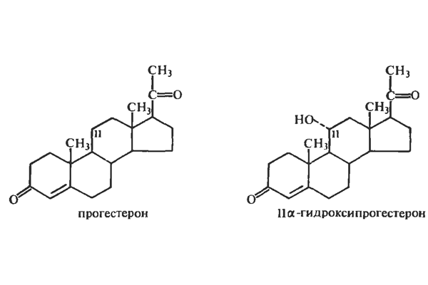 Синтез 17-ОН-прогестерона