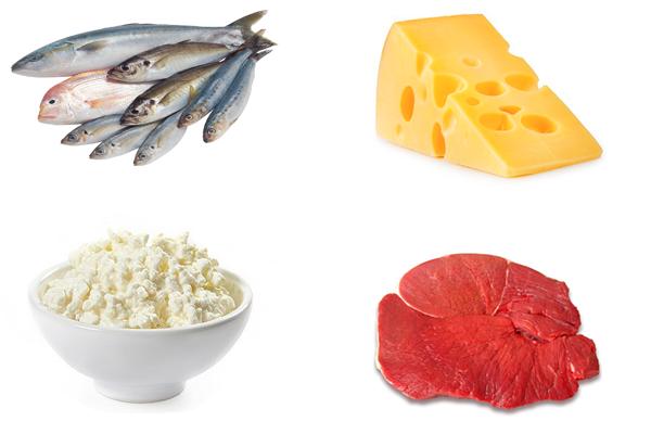Правильный рацион питания для повышения уровня прогестерона