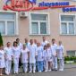 Медперсонал Черновицкого центра репродукции человека