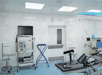 Приемная в клинике проблем планирования семьи (Киев)