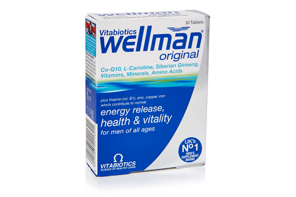 Wellman для поднятия качества спермиев