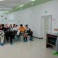 Занятия в школе репродукции в медицинском центре «Интерсоно» (Львов)