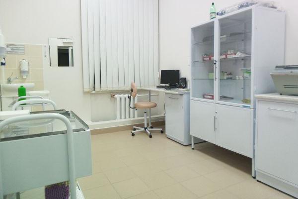 Манипуляционная в медицинском центре «ЛОДЭ» (Гродно)