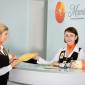 Ресепшн в медицинском центре «Мать и дитя» (Киев)