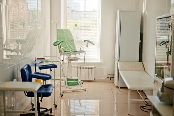 Кабинет гинеколога в клинике «Центр ЭКО» (Тамбов)