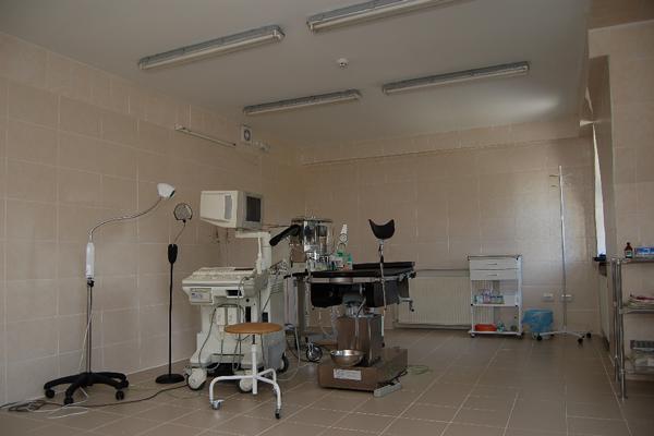 Приемная в клинике репродуктивной медицины «BioTexCom» (Киев)