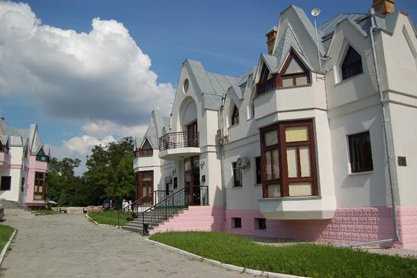 Здание клиники репродуктивной медицины «BioTexCom» (Киев)