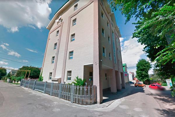 Здание Клиники репродуктивной медицины «Генезис-Днепр-IVF»