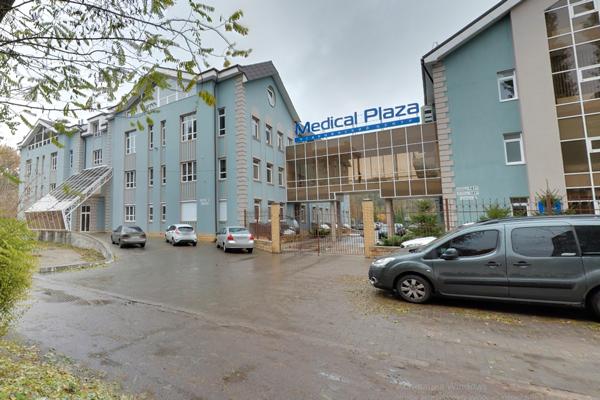 Здание медицинского центра «Medical Plaza» (Днепр)
