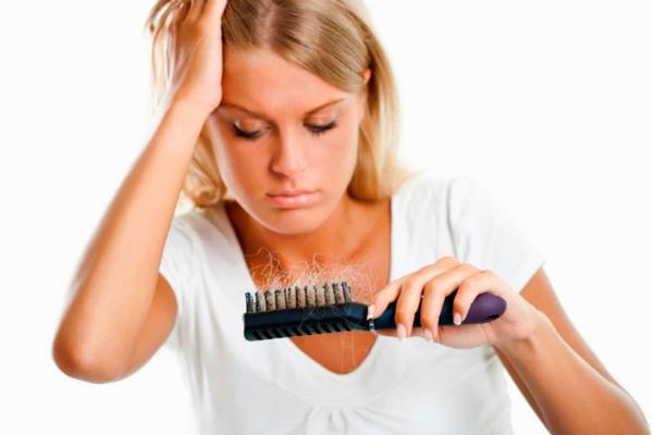 Выпадение волос из-за низкого гемоглобина при беременности