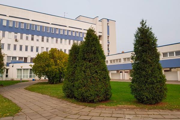 Территория Республиканско научно-практического центра «Мать и дитя» (Минск)
