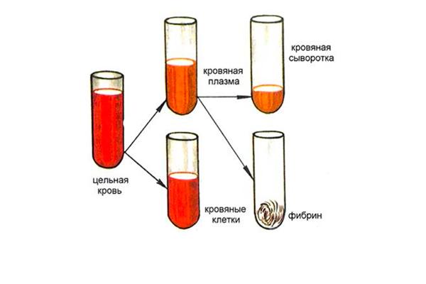 MAR тест с использованием плазмы крови