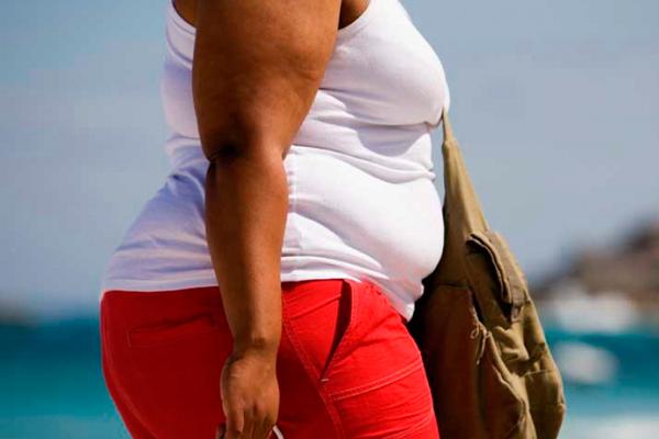 Наличие вторичного бесплодия в следствии избыточного веса