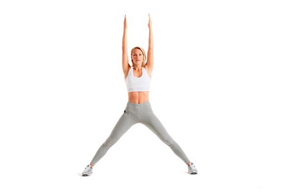 Легкие физические упражнения для избавления от запора