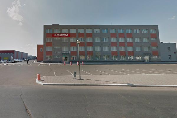 Здание клиники «МаксиМед» (Оренбург)