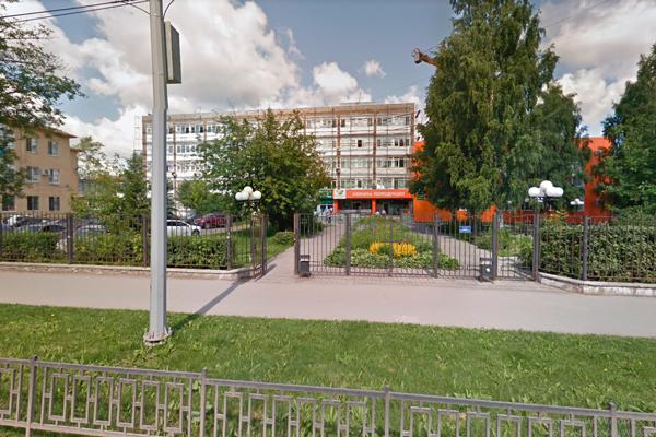 Расположение клиники репродукции «Философия жизни» (Пермь)