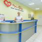 Ресепшн в медицинской клинике «Три сердца» (Красноярск)