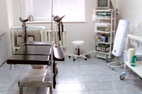 Манипуляционнная для процедуры ЭКО в центре новых медицинских технологий (Тула)