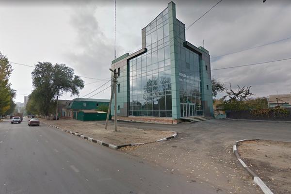 Расположение Центра вспомогательных репродуктивных технологий «СОВА» (Саратов)