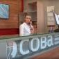 Ресепшн в Центре вспомогательных репродуктивных технологий «СОВА» (Саратов)