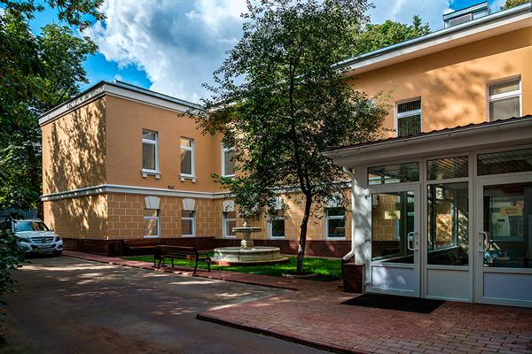 Здание Клиники репродуктивного здоровья «Prior Clinic» (Москва)